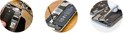 Замена экранов iPhone