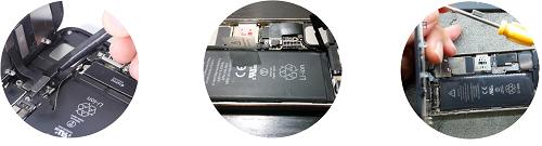 Замена аккумулятора (батарея) iPhone