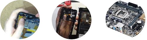 Замена разъема зарядки телефонах Asus