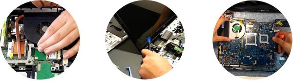 Ремонт ноутбуков Lenovo качественно