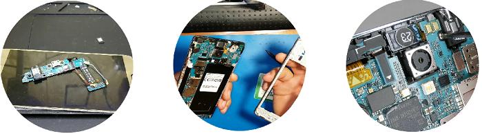 Замена разъема Samsung