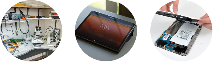 Диагностика планшетов Самсунг
