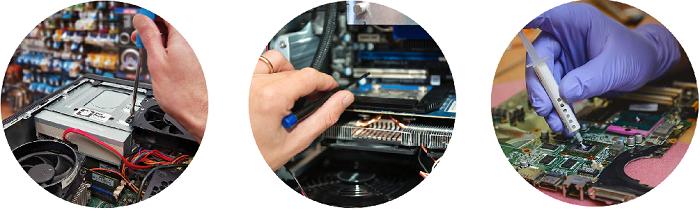 Ремонт компьютера HP