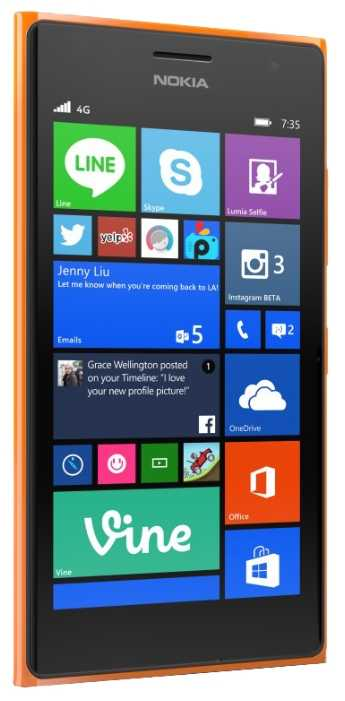 Замена динамика Lumia 735