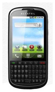 Замена сенсора, стекла, тачскрина Alcatel One Touch 910
