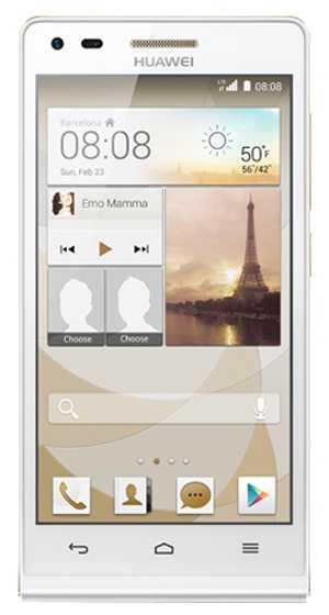 Замена сенсора, стекла, тачскрина Huawei Ascend G6