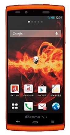 Замена музыкального динамика SH-07E Aquos Phone si