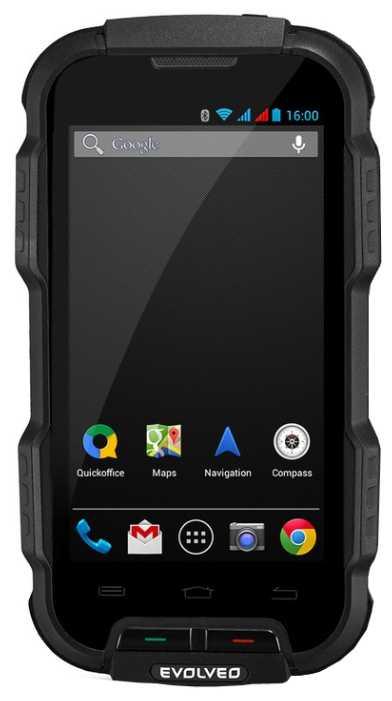Замена microUsb разъема StrongPhone Q4