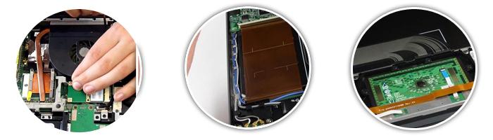 Ремонт ноутбуков Compaq