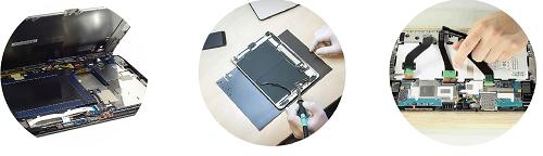 Замена тачскрина, стекла, сенсора планшетных компьютеров