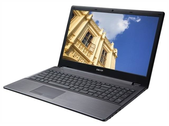 Замена экрана на ноутбуке DNS, Texet, iRU, Dell