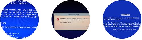 Установка Windows портативных компьютеров